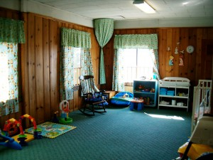 Our Infant Nursery