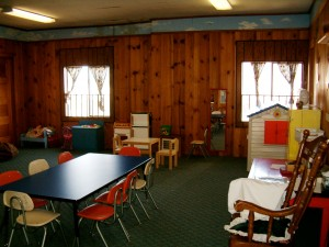 Our Main Nursery Room