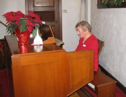 Pat Harris - Accompanist