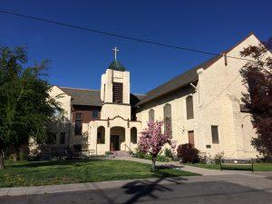 Klamath Falls First United Methodist Church, 230 N. 10th Street, Klamath Falls, OR  97601; Worship at 10:30